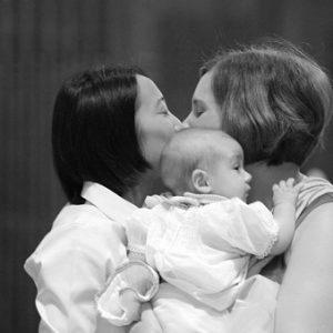 LGBT Eltern - Lesbian Family